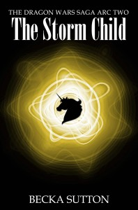 The Storm Child Cover