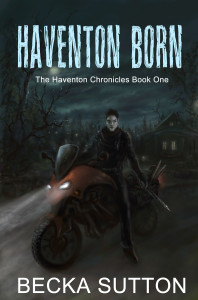 Haventon Born Cover